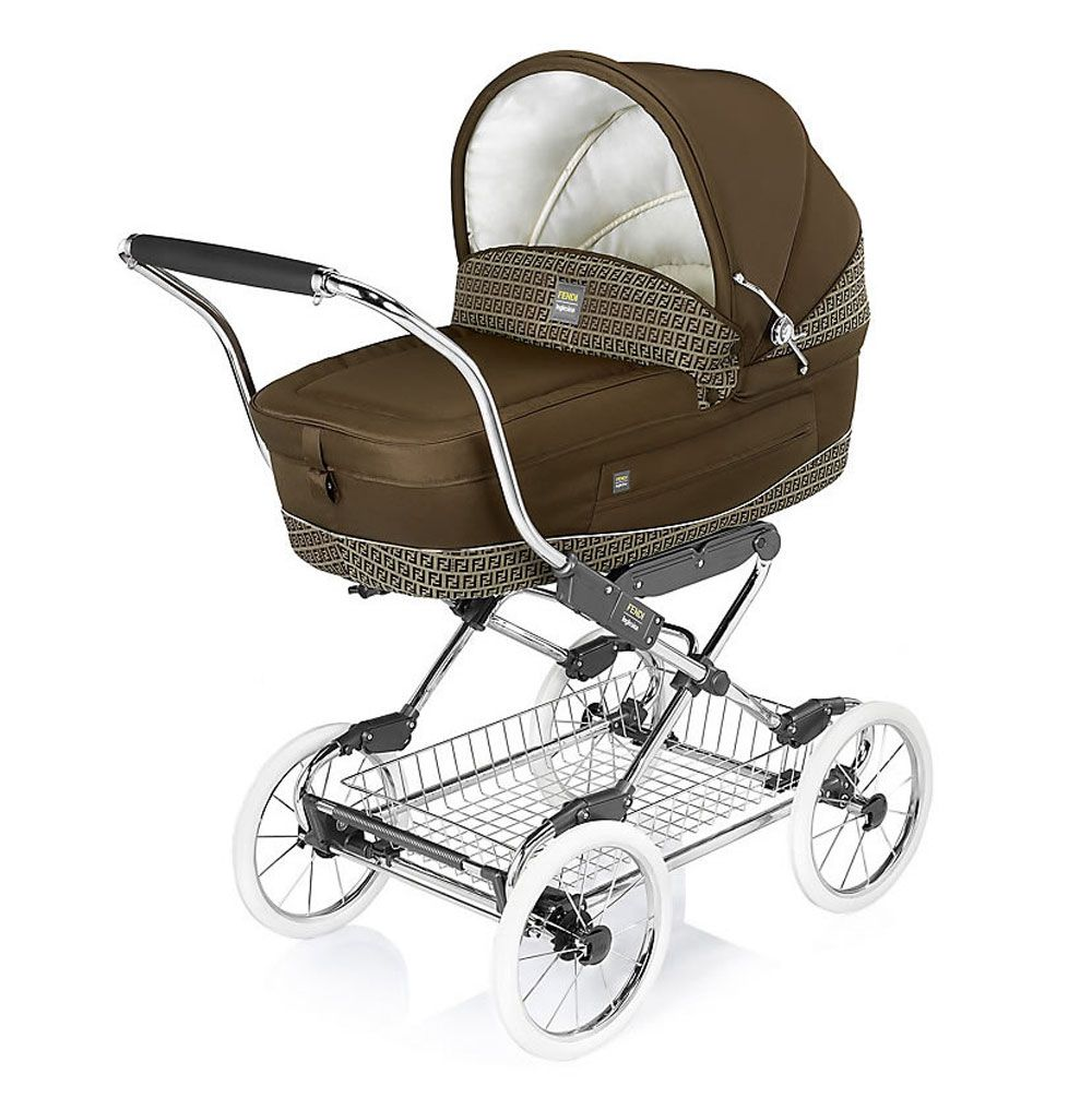 Louis Vuitton Baby Stroller FendiInglesina Pushchair