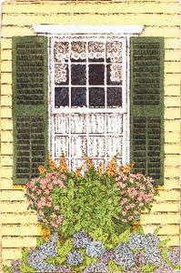 Cape Cod Window II  John Furches