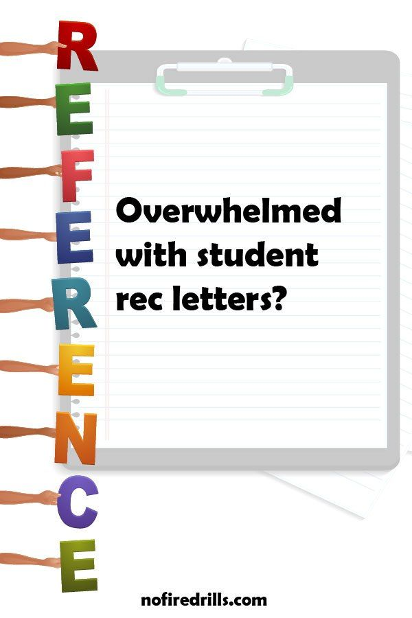 Write the Perfect College Recommendation Pinterest Letter - college recommendation letters