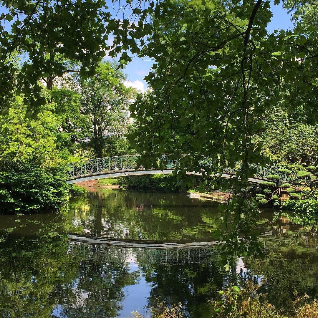 Bordeaux Has Some Gorgeous Green Spaces The Jardin Public Grab A