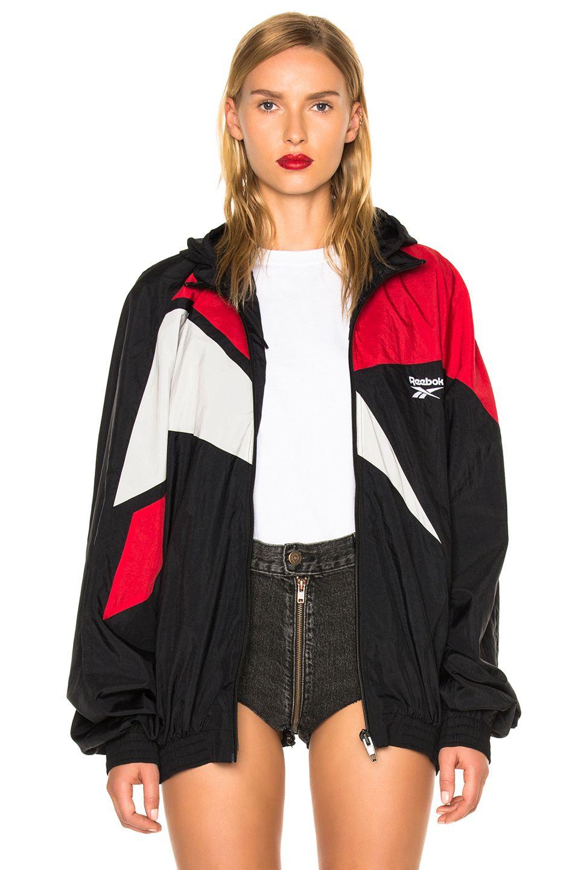 VETEMENTS X Reebok Classic Track Jacket.  vetements  cloth ... 47e98dd17