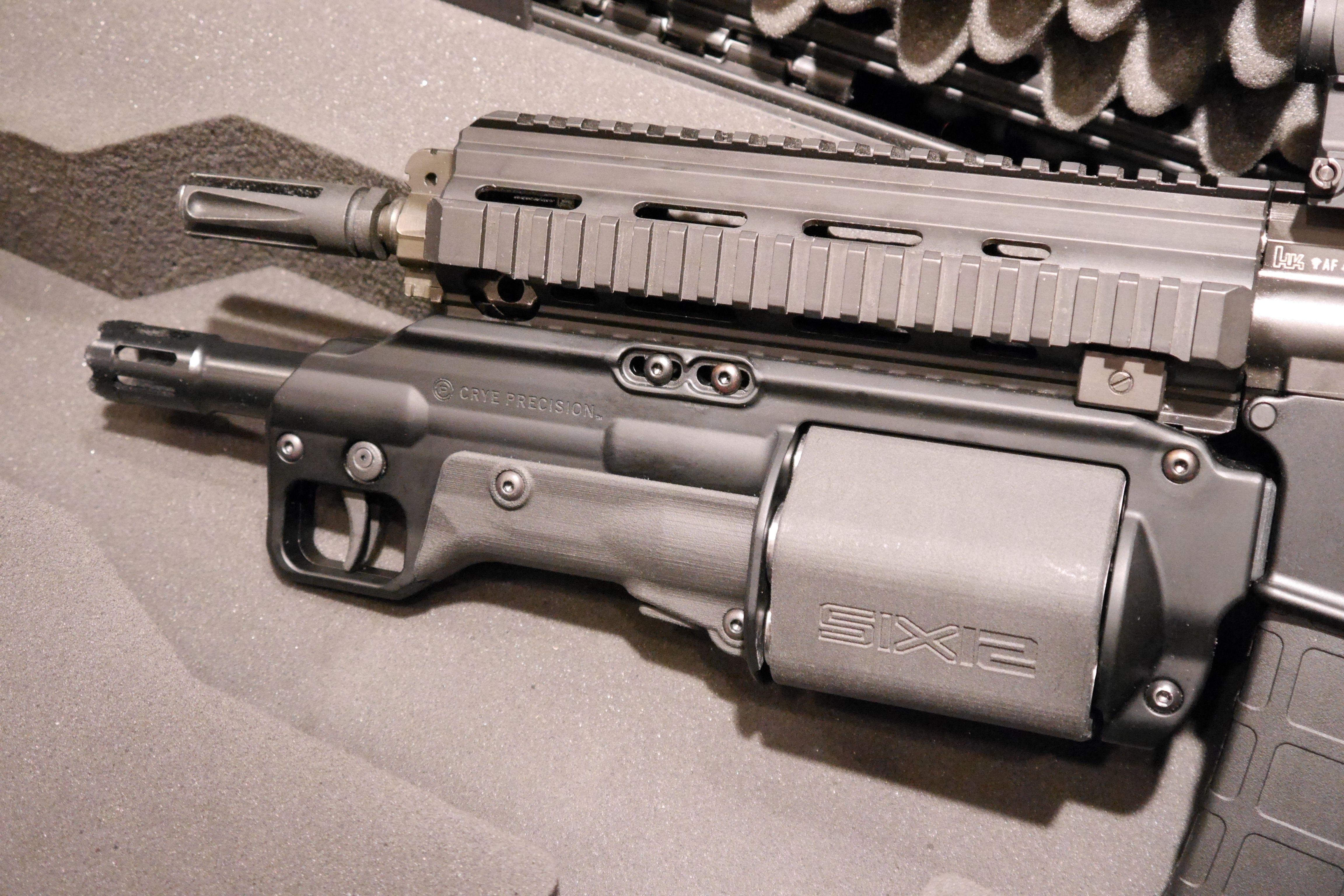 Crye Precision Six12 Shotgun Shot show Pinterest