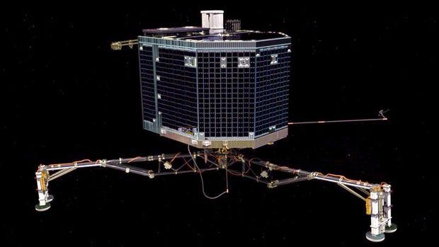 Philae Lander Finally Slingshots Around the Sun - Bloomberg Business