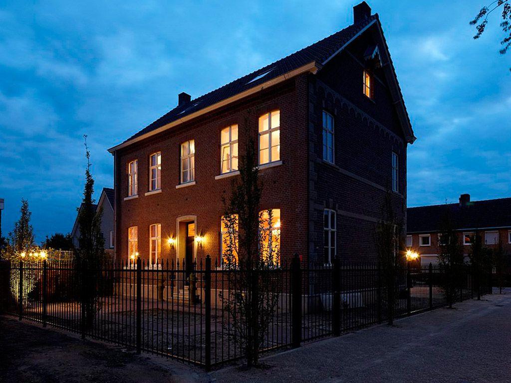 Vakantiewoning in Limburg met 9 slaapkamers.