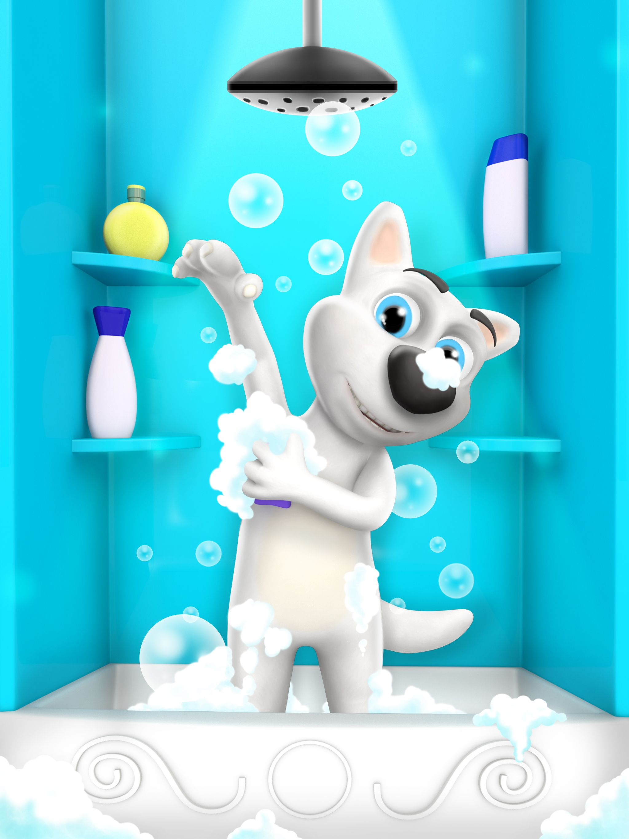 Is My Talking Dog 2 Virtual Pet Game For Kids A New Superstar Among Talking Animals Check It Out Https Play Go Pet Games For Kids Virtual Pet Talking Dog