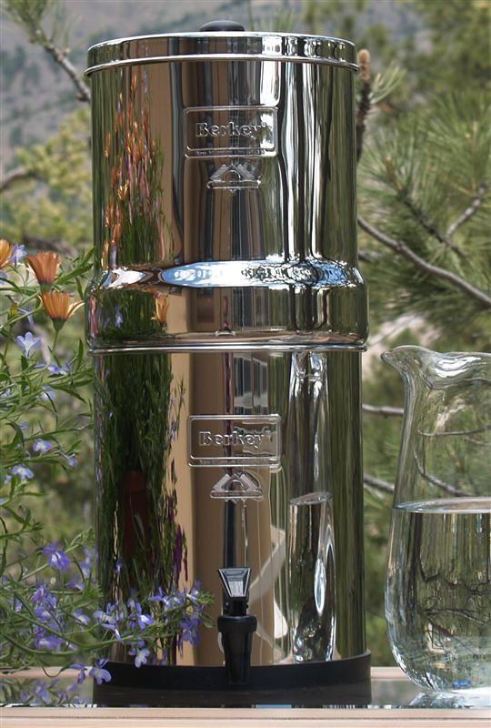 Lehman S Big Berkey Tabletop Water Filters Berkey Water