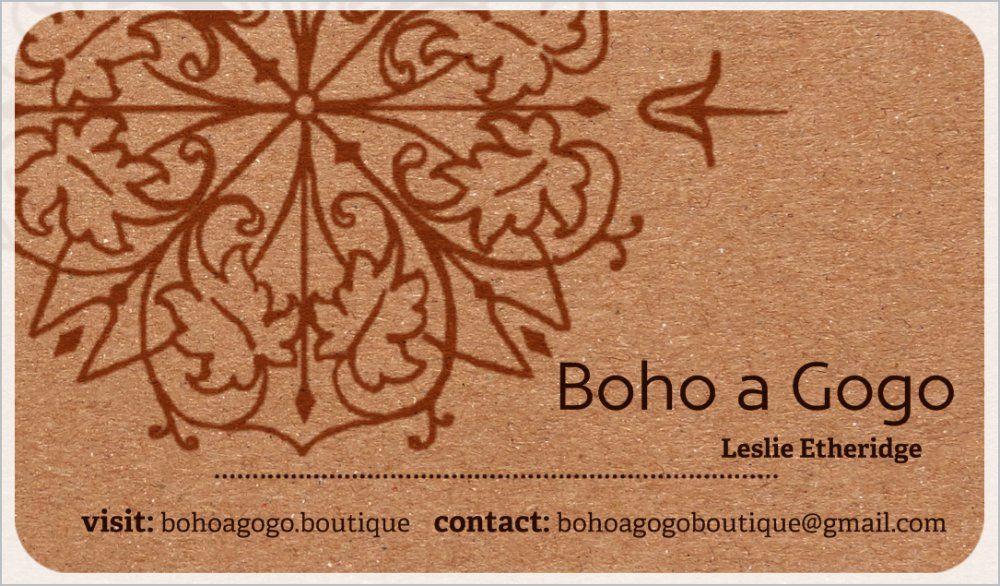 Build Your Business Cards Logo Design Mehndi Cone Vistaprint