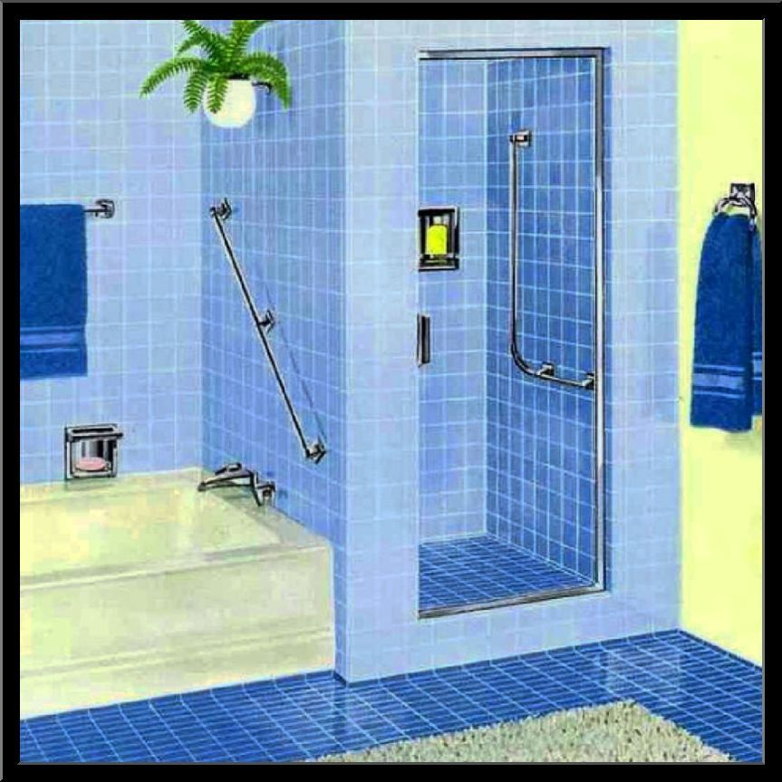 Incroyable The Cool Blue Bathroom Interior Design Interior Design Ideas For Bathroom    Resourcedir Home Directory
