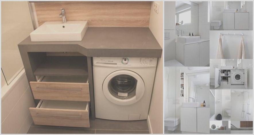 30 apartment small bathroom ideas with washing machine