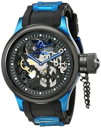 Invicta Men's 17271 Russian Diver Analog Display Mechanical Hand Wind Black Watch Invicta http://www.amazon.com/dp/B00PBCZO9Y/ref=cm_sw_r_pi_dp_tGEMub04JVDSK