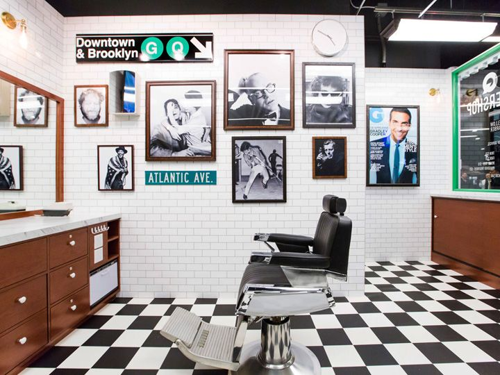 Barber Shop Design Ideas find this pin and more on barber shop ideas and styles Gq And Fellow Barber Barbershop Brooklyn New York Storedesign Brooklyn Newyork Barbershop Designbarbershop Ideasbarber