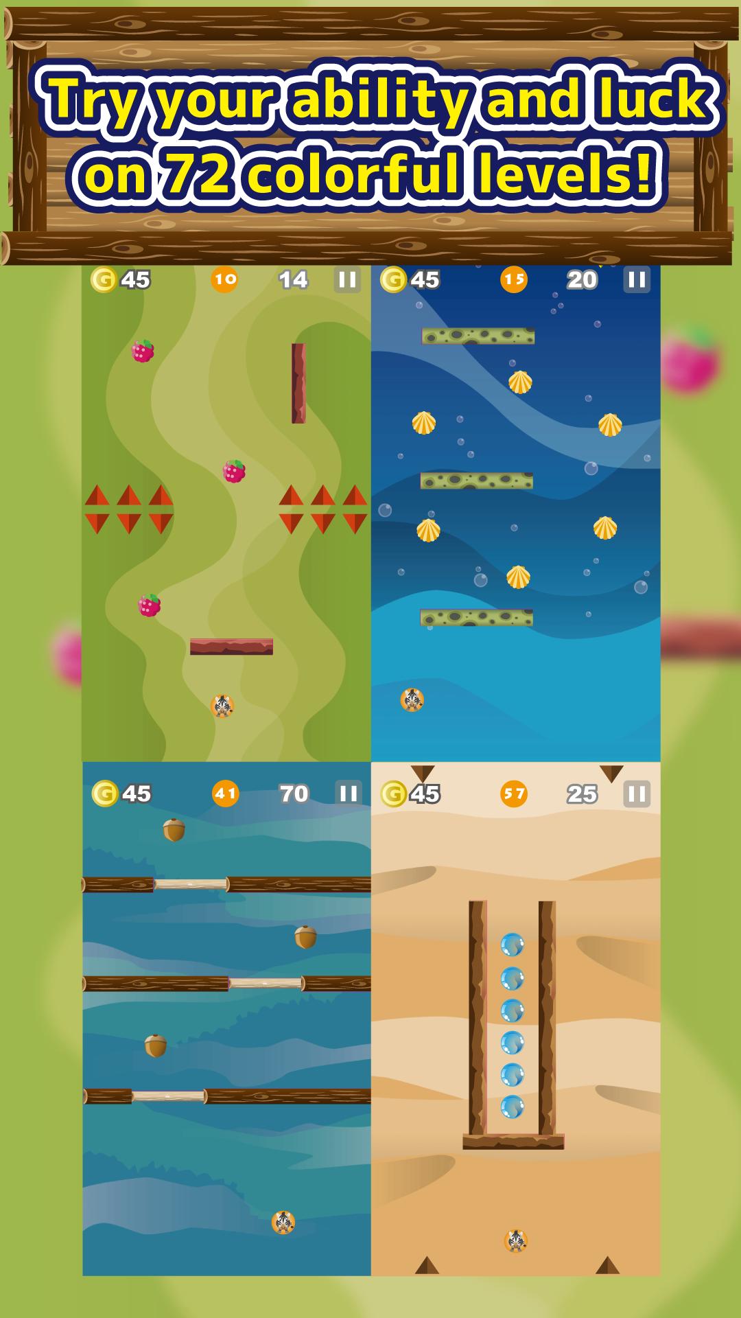 Smash Animals Fun Animal Game.Android game.GooglePlay
