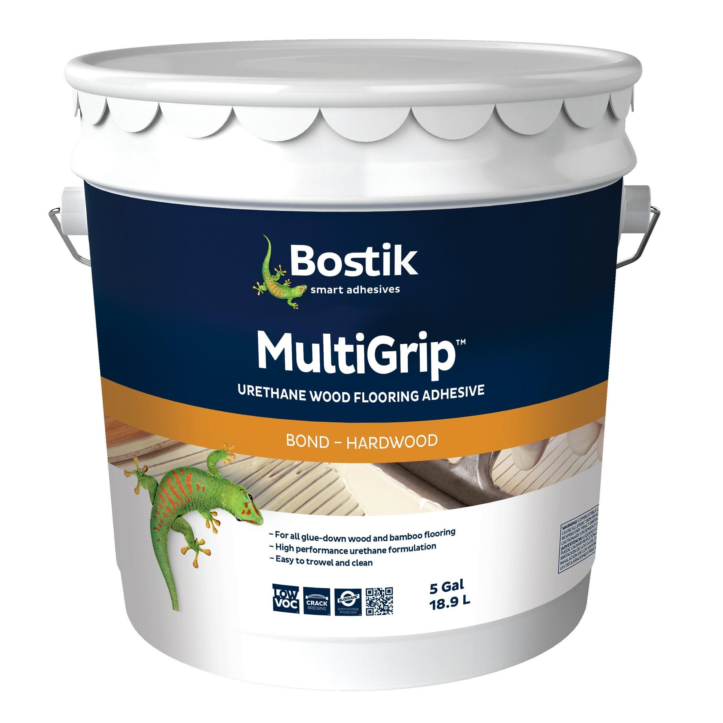 Bostik Multigrip Urethane Wood Flooring