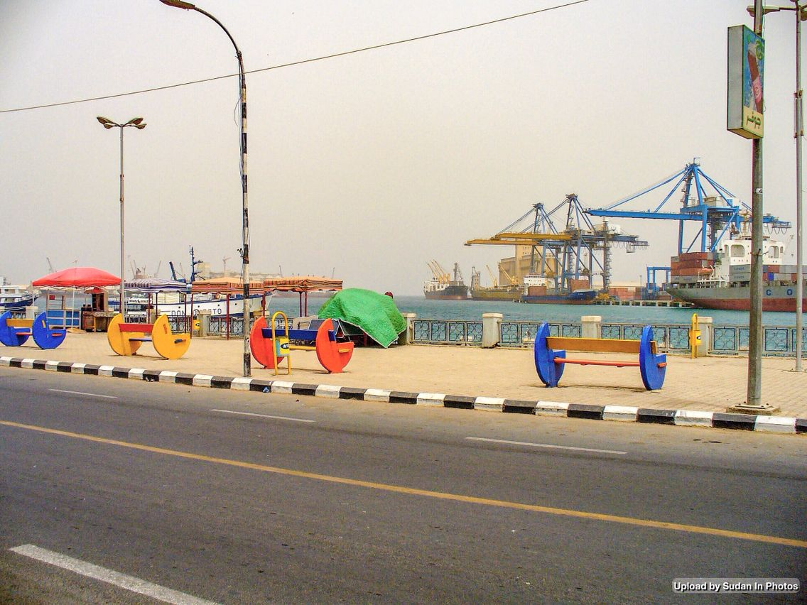 Port Sudan Promenade كورنيش بورتسودان By Sami Sayed Sudan Promenade Portsudan Portsudan Photo Sudan Promenade