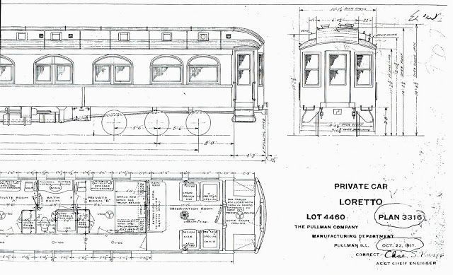 Pullman Train Cars The Epitome Of Luxury Palace Cars Superliners 284 Of These Sleeping Cars And Passenger Train Cars Pullman Train Train Car Luxury Train