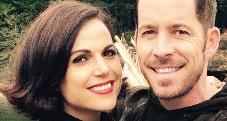 Sean Maguire ‏@sean_m_maguire  - Here's to season six.... better late than never right? @LanaParrilla
