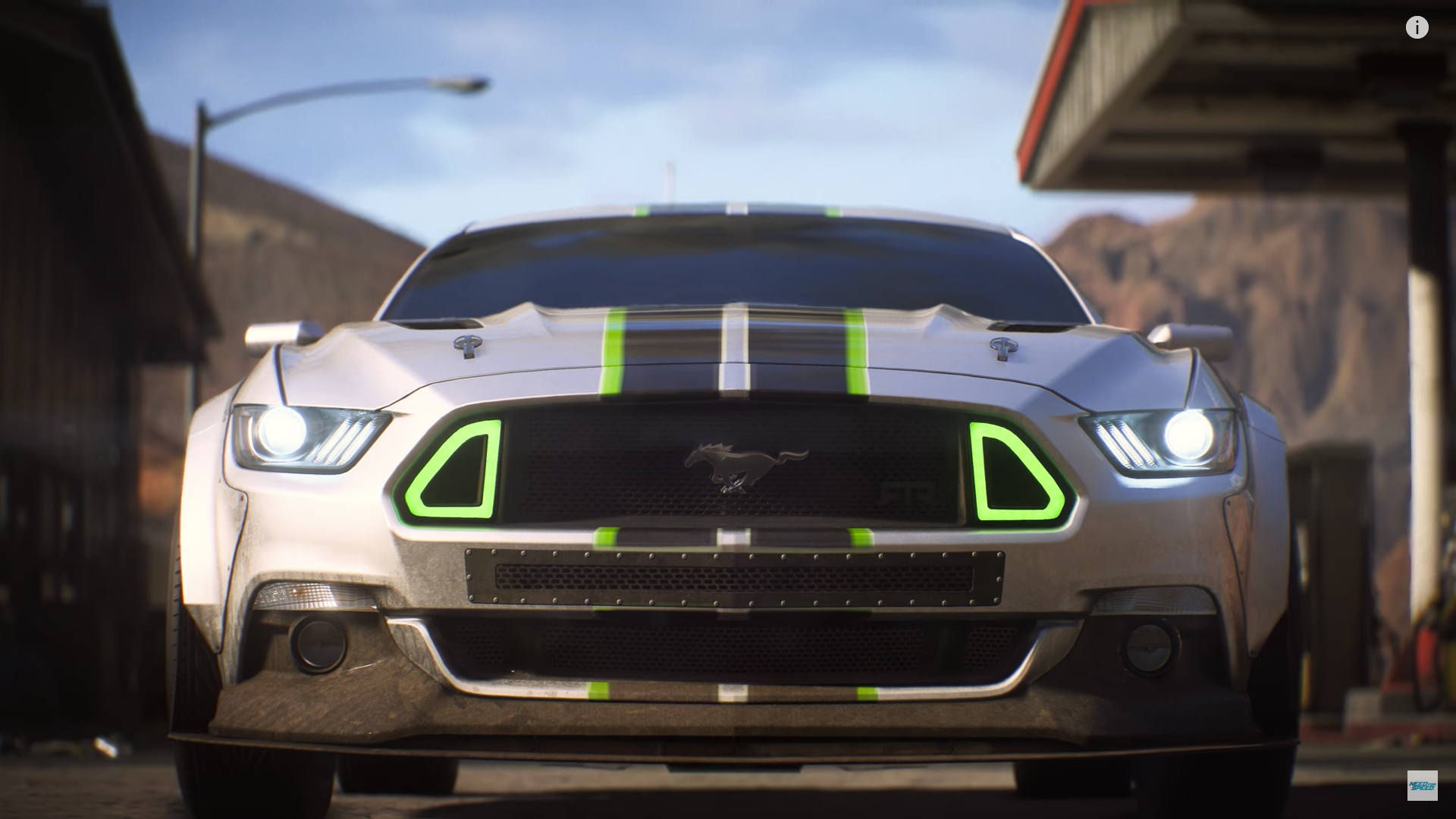 Ford Mustang Gt Nfs Payback Arabalar Need For Speed Araba
