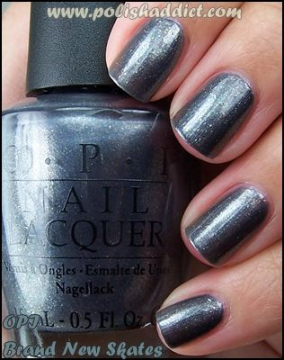 color: brand new skates | Beauty Obsessions | Nail polish, Opi nails ...