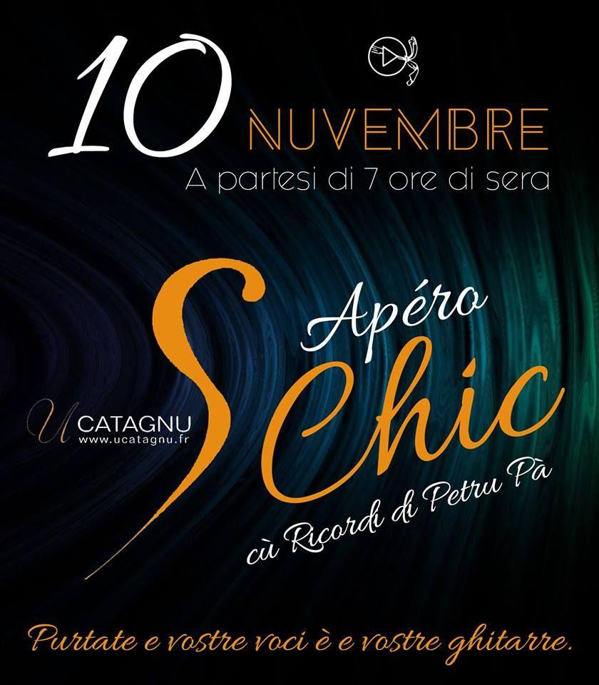 u-catagnu-apero-chic-cu-ricordi-di-petru-pa  Le 10 novembre à Moriani