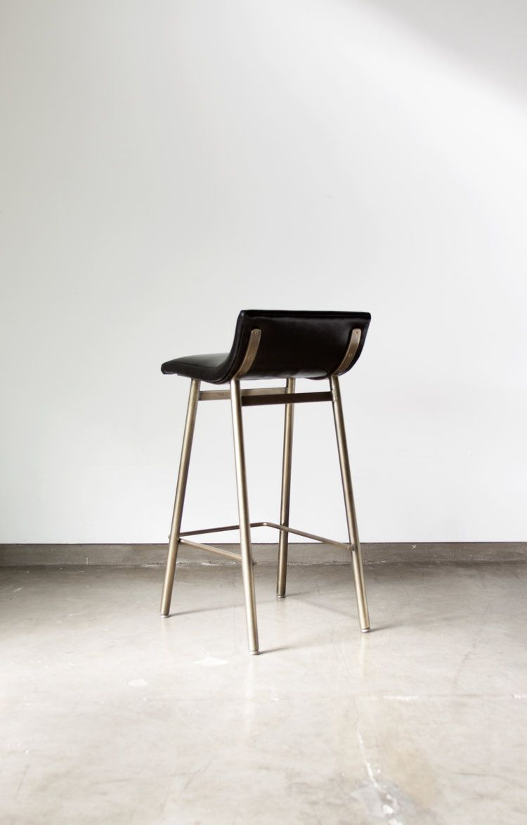 Gachot Stool Thomas Hayes Studio Wooden Dining Chairs
