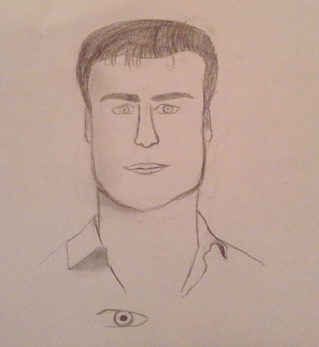 My Attempt At Drawing Darry Curtis From The Outsiders. Any