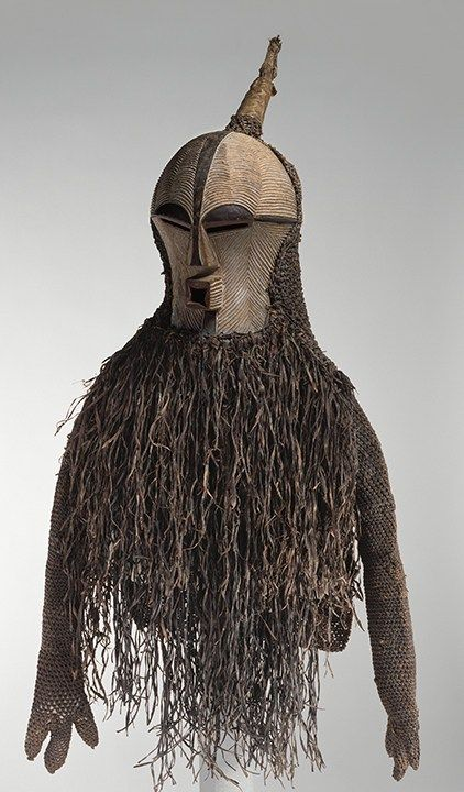 Songye Kifwebe Mask, DR Congo