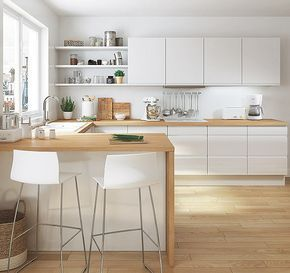 Image But Fr Is Image But Ambiance Cuisine Loft 574x542 Cui 574x542 Ambiancecuisineloft574x542cui574x542 White Kitchen Design Loft Kitchen Modern Kitchen