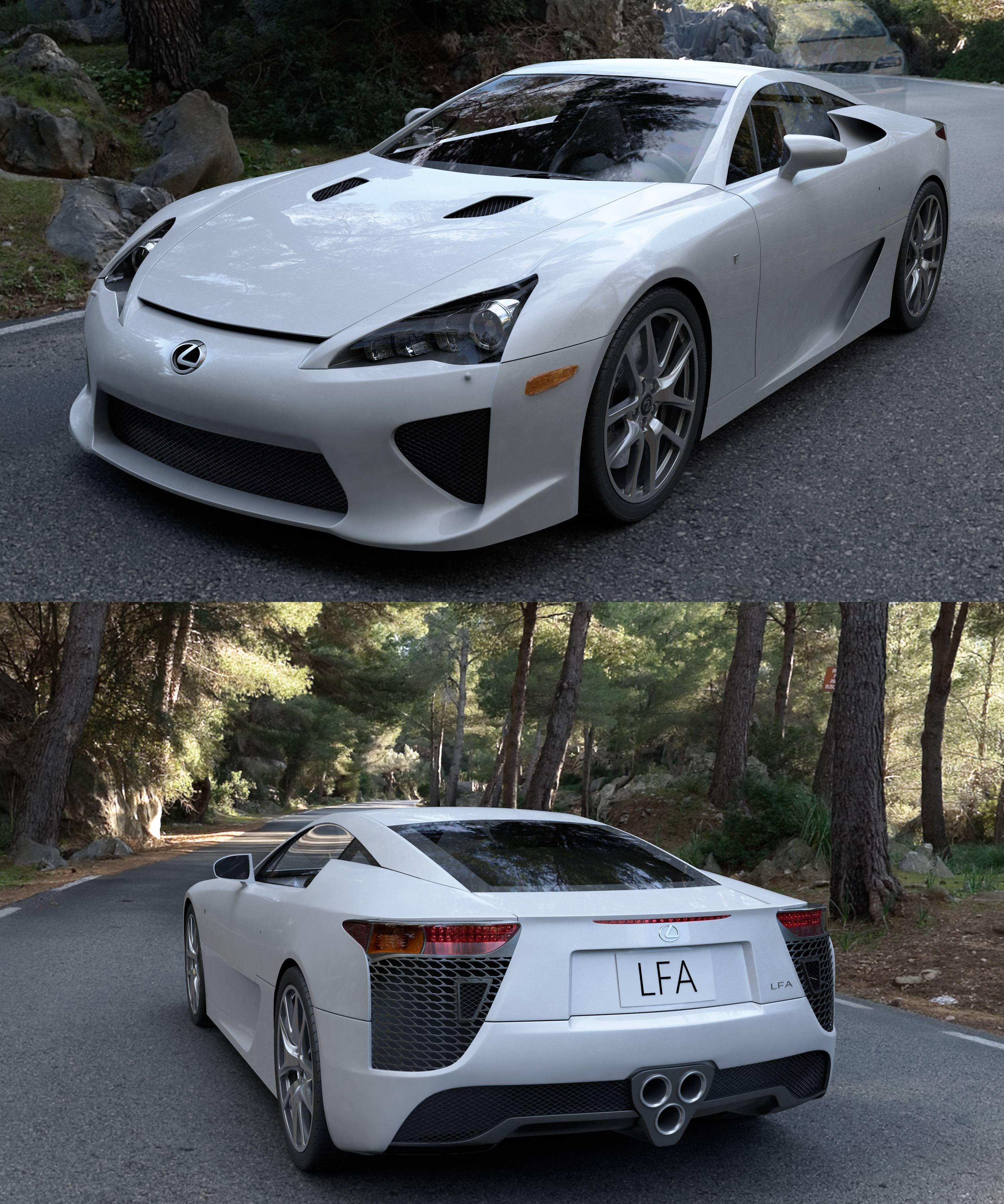 Lexus LFA By ~MixJoe On DeviantART