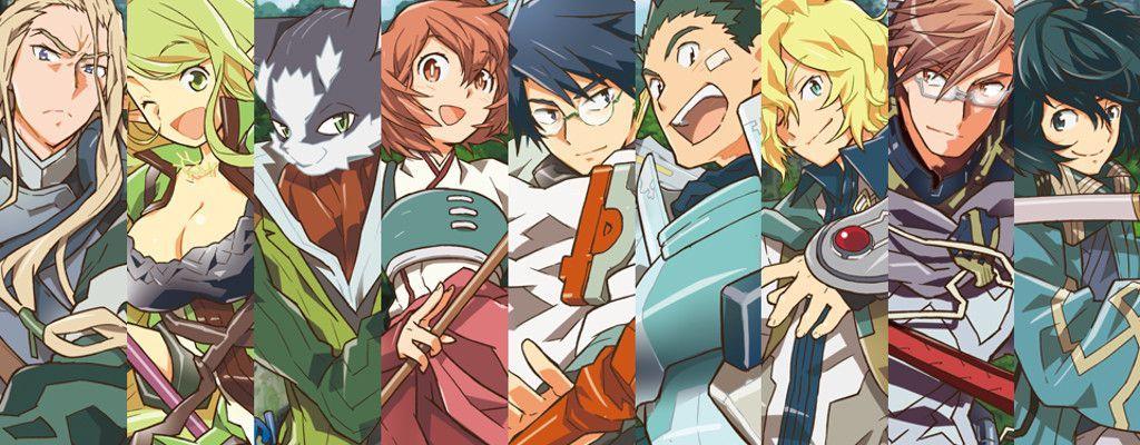 Anime 2018 Log horizon, Log horizon