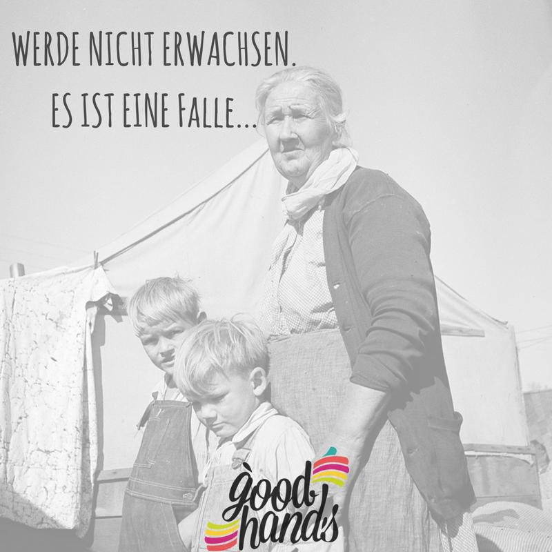 Sprüche zum Thema Erziehung, Familie und Kinder - bei GoodHands ...