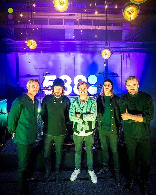 Radio 538 Op Instagram Het Is Zover De Mannen Van Kensingtonband Doen Live Tracks Van Hun Nieuwe Album Time Speciaal Voor 538 Memb Kensington Photo Artist
