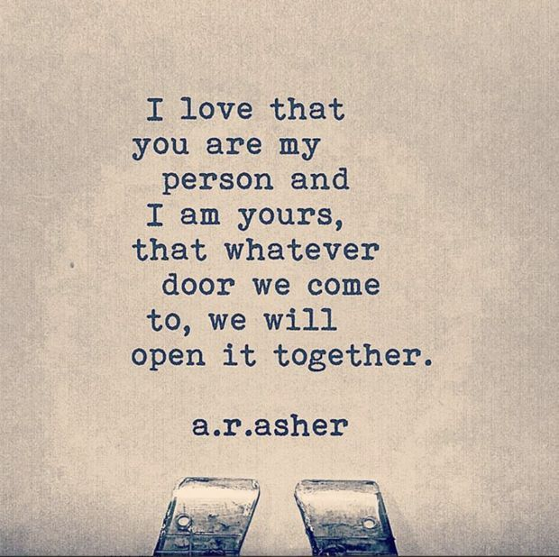 10 Times Instagram Poet A.R. Asher PERFECTLY Described How Love Should Feel - #AR #Asher #Feel #Instagram #love #PERFECTLY #Poet #Times