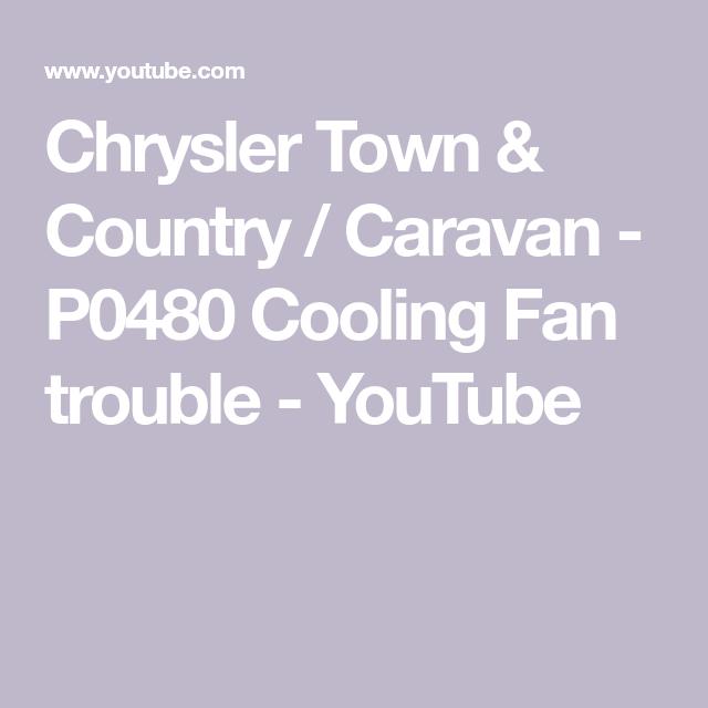 7 1998 Dodge Caravan Cooling Fan Troubleshooting Ideas Cooling Fan Fan Caravan