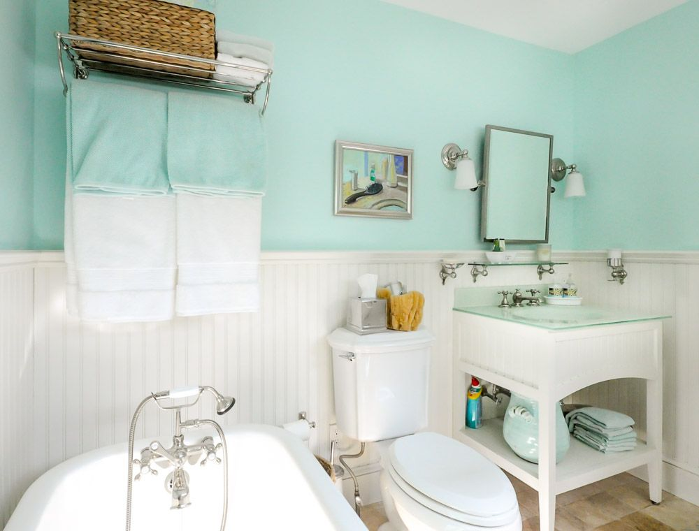 Charming Bathrooms Inspired By The Sea   Part 1