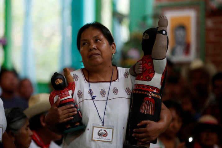 10 Things To Know About The First Indigenous Woman To Run For President Of Mexico
