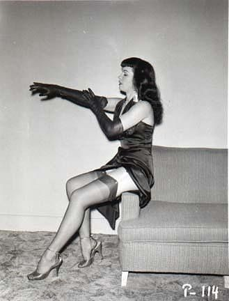 80f177b238e Bettie page gloves