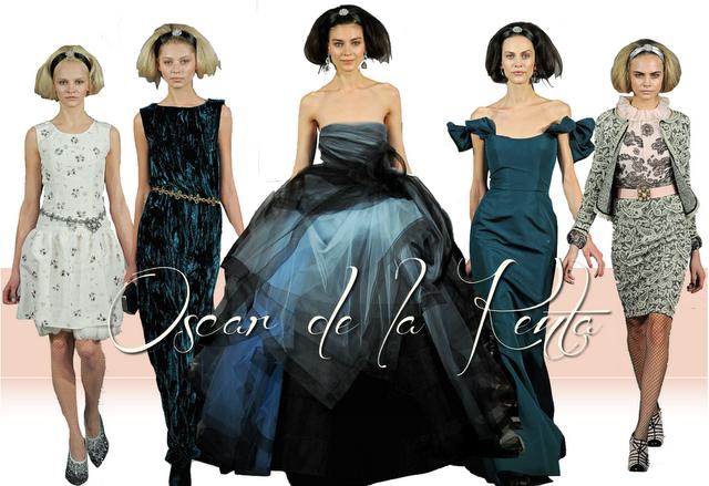 Fall 2012: Oscar de la Renta