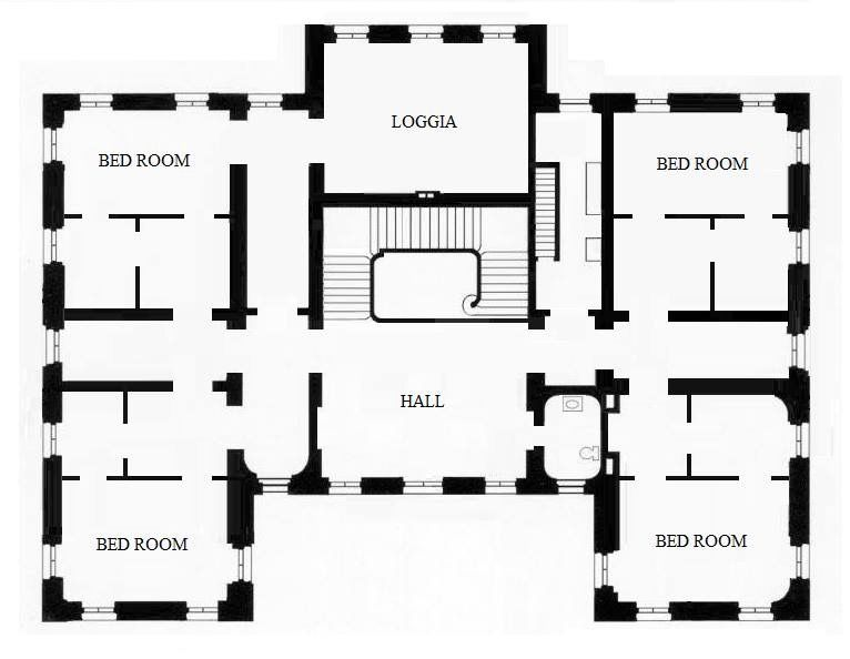 Pin By Amber Nave On Gilded Age Homes Mansion Floor Plan House Floor Plans Architectural Floor Plans