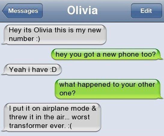 Funny Text Fails 5