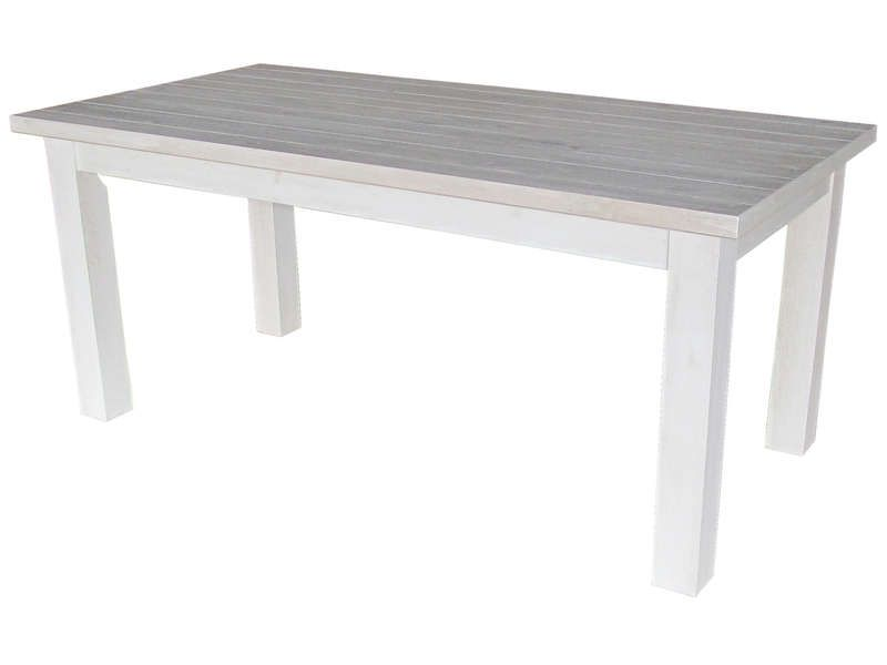 Table rectangulaire avec allonge 230 cm max - Conforama Tables De Cuisine