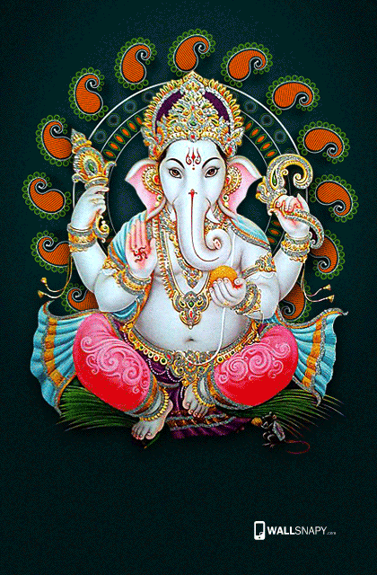 Ganesh Hd Wallpapers For Mobile 261294 Hd Wallpapers For Mobile Mobile Wallpaper Hd Wallpaper