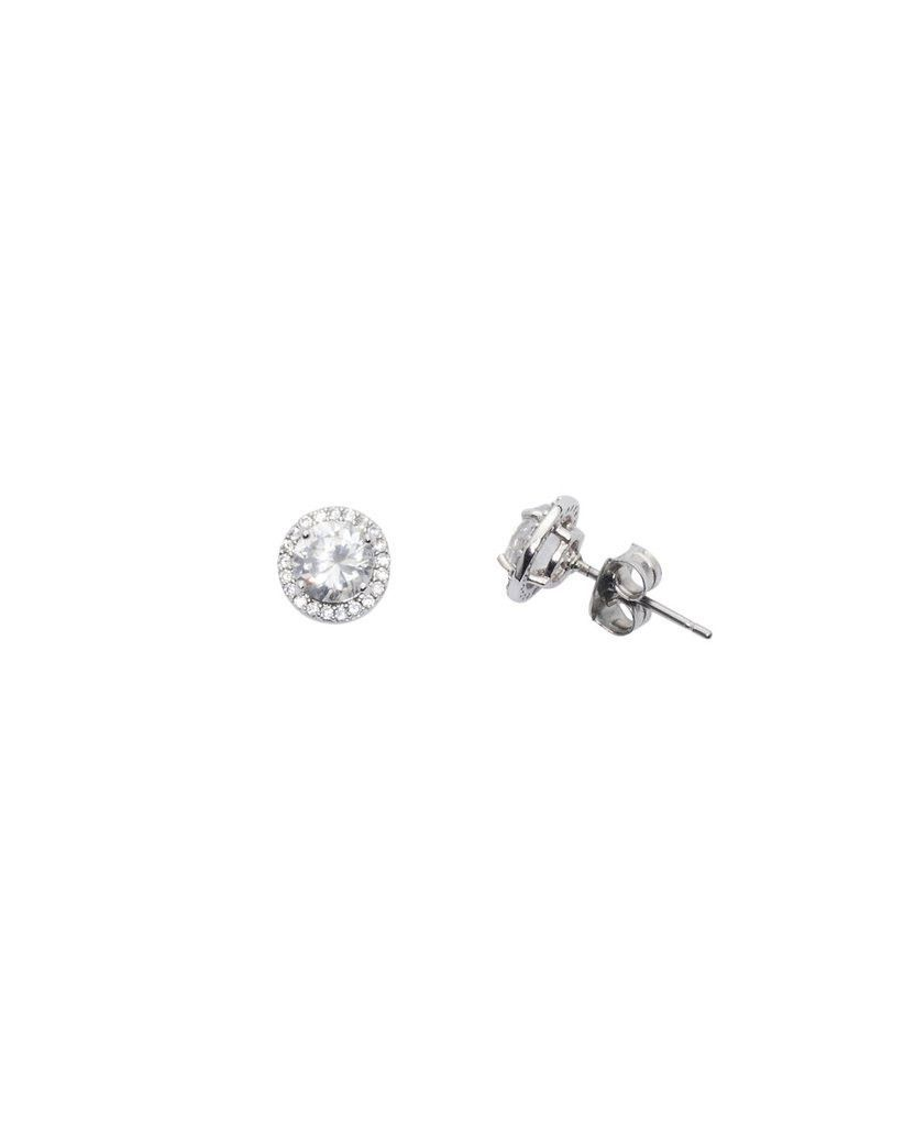 David Tutera Embellish Eternity Stud Earrings All Dressed Up