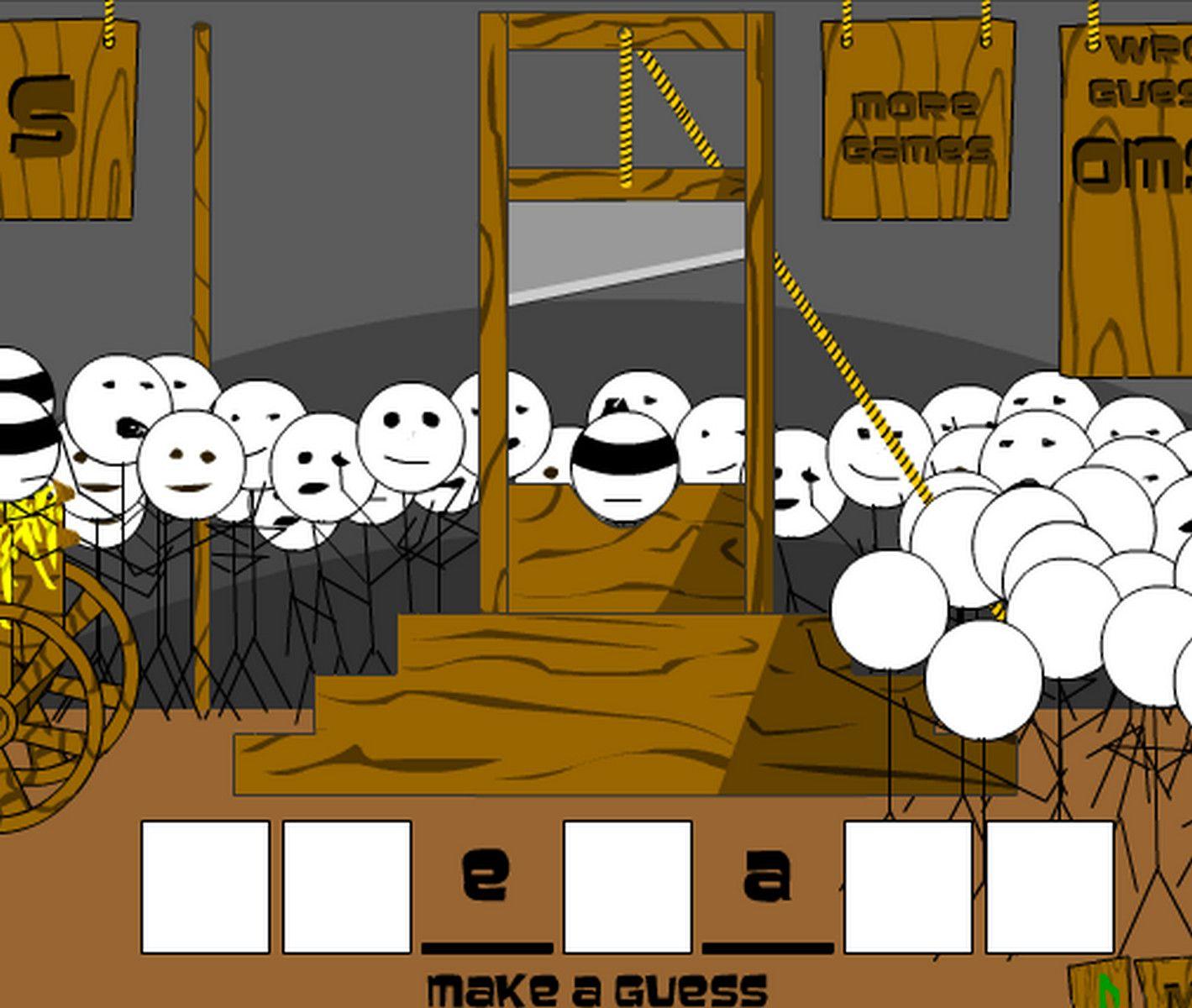 Games on Hangman game, Games, Fighting games