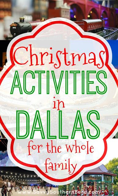Christmas in Dallas - Tastebud Travels Home for the Holidays in