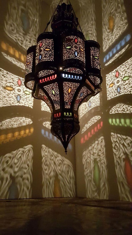 Moroccan Lamps Moorish Lighting Lanterns Chandeliers