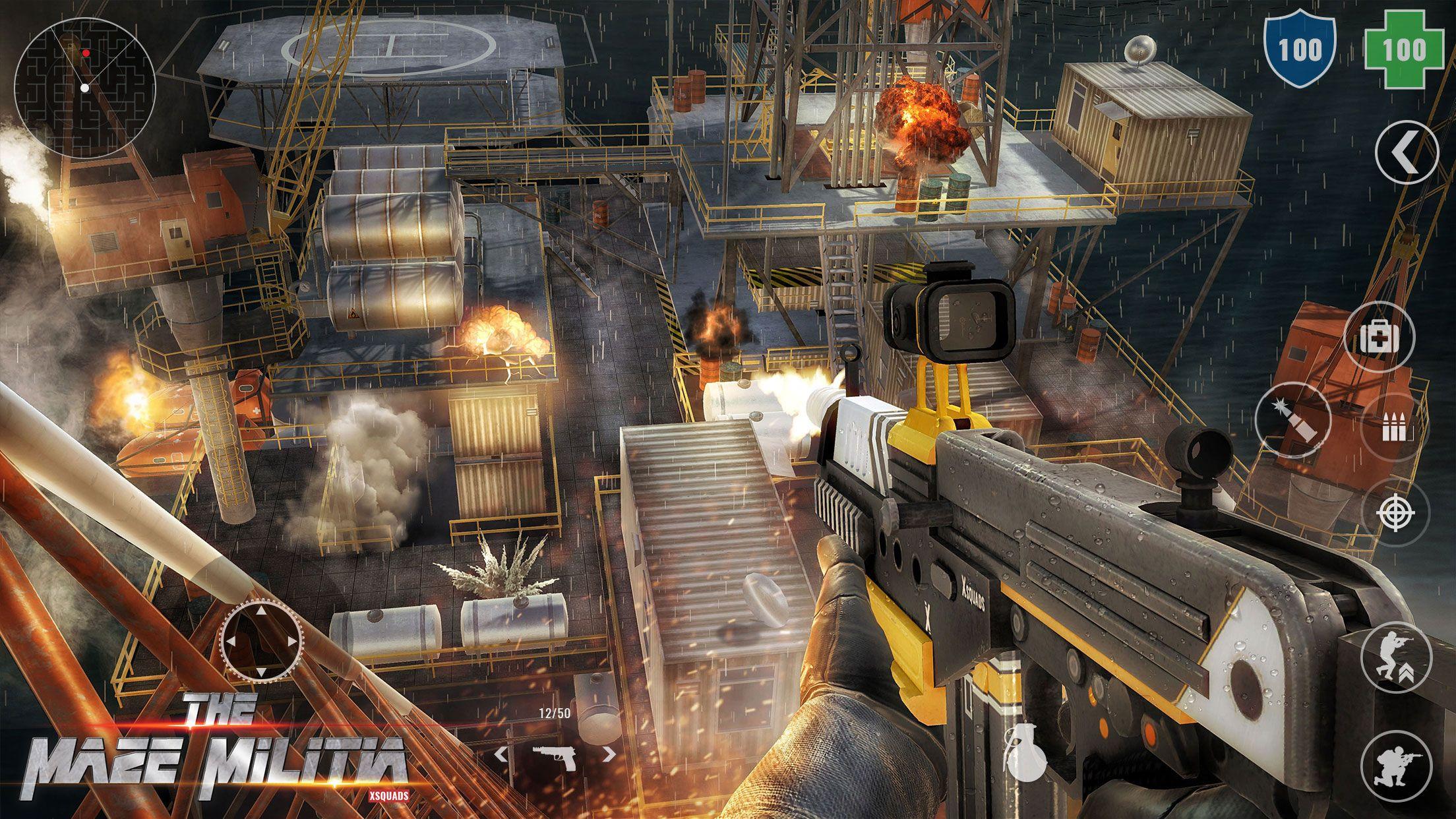 skytespill Top video games, Games, Shooting games