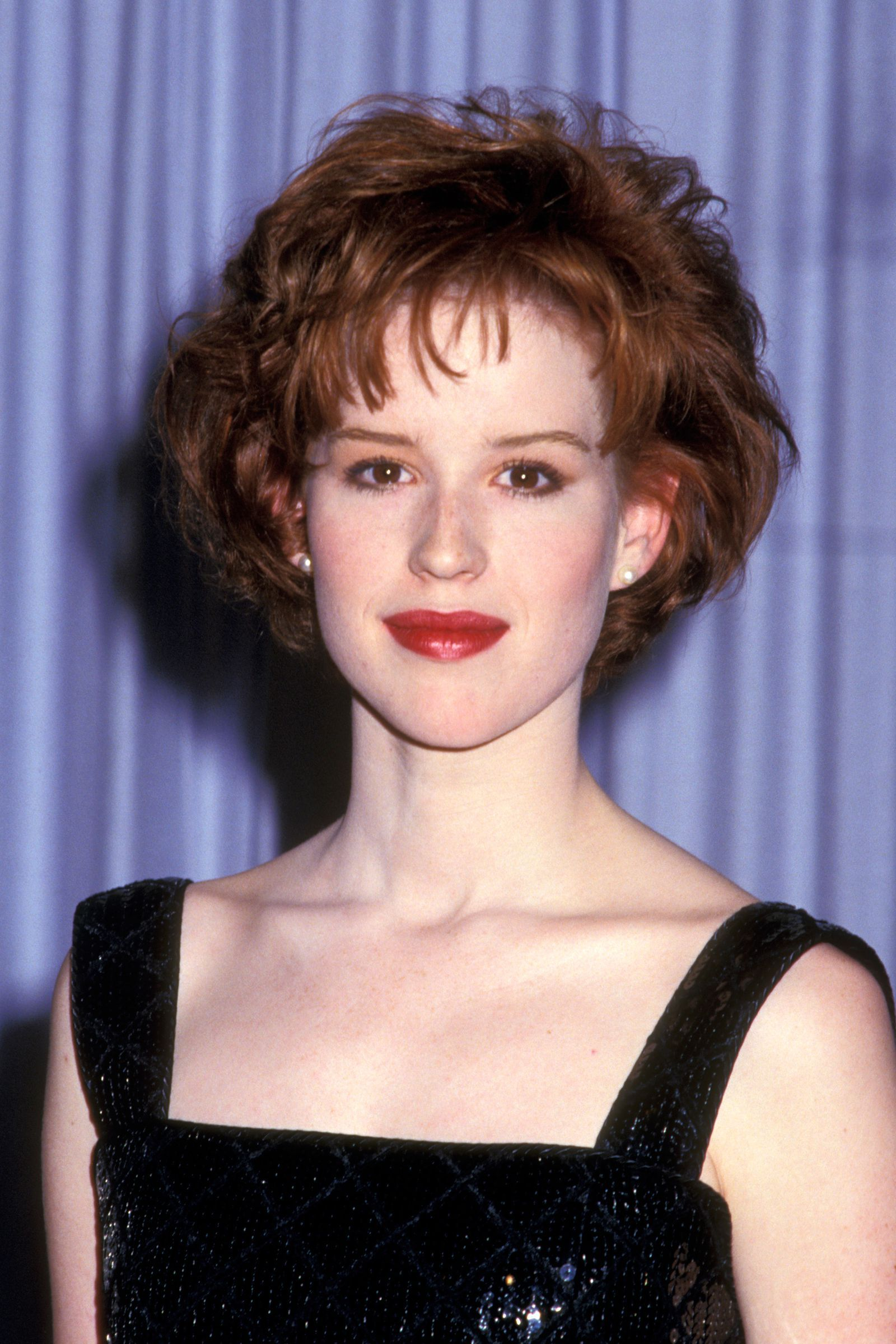 The 36 Hottest Makeup Trends From The Year You Were Born Until Today 80s Makeup Looks Makeup Looks Molly Ringwald