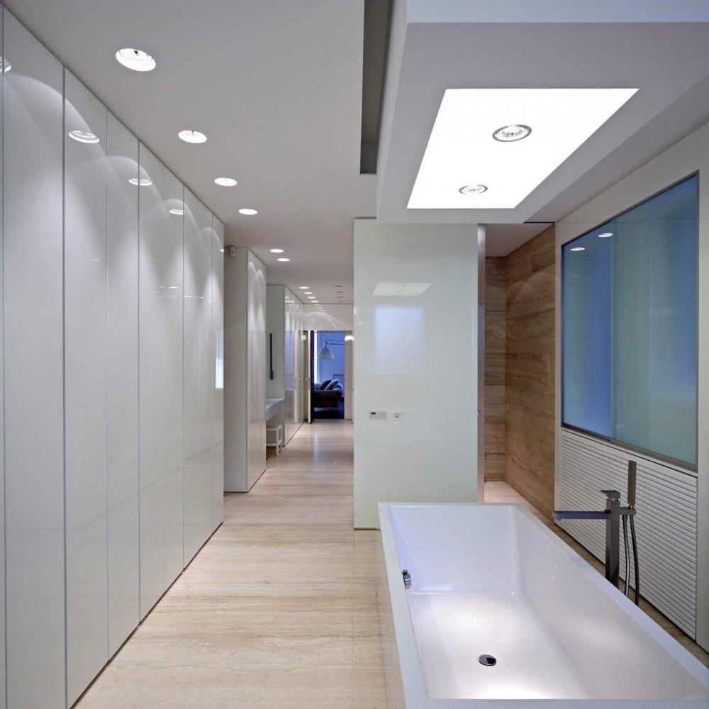 Apartment Interior DesignDowntown Apartment Lighting Interior