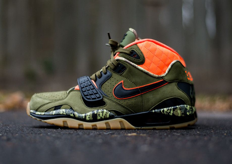 new concept a7b82 656ae Nike Air Trainer SC 2 Faded Olive post image