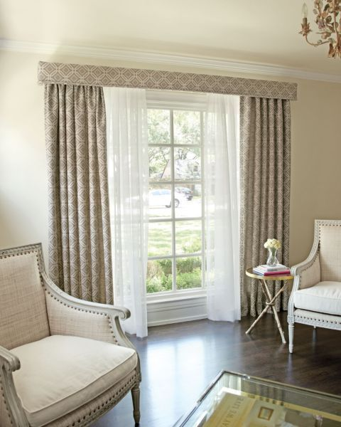 Image Result For Window Dressings For Georgian Windows